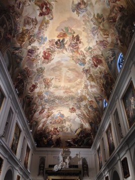 Magnificent ceiling