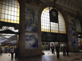 Gorgeous historic train station.